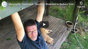 Shoulder Stretches to Reduce Your Pain